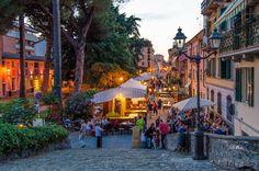 La Soffitta nella Strada in Piazza Battisti - Sarzana (Sp) - Italy