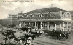Block Island, Home And Away, Rhode Island, Postcards, The Past, Vintage, Island, Vintage Comics, Primitive