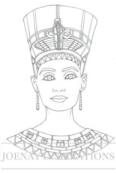 ancient egyptian coloring pages 061611 clip art egyptian art
