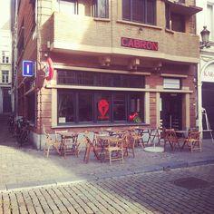pic by @AbdulAziz Bukhamseen Is Antwerp CABRON (live music /bar)