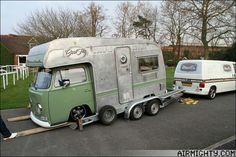 Weird homemade bus/camper