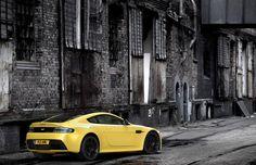 Aston Martin Unveil New V12 Vantage S Model