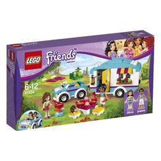 LOWEST EVER PRICE DROP Lego Friends 41034: Summer Caravan NOW £14.53