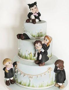 Hide and Seek  Cake by BarbieSchiaccianoci