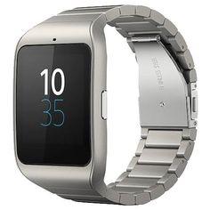 Sony SmartWatch 3 Montre connectée avec bracelet en métal argent Sony Mobile http://www.amazon.fr/dp/B00N9OAXJC/ref=cm_sw_r_pi_dp_J5r3vb0MX9SFA
