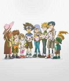 Digimon Adventure, Kubota, Nostalgia, Fan Art, Memes, Fictional Characters, Instagram, Anime Meme, Twitter