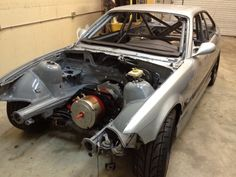 BMW E36 M3 Track Car - DIY Electric Car Forums