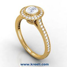 Design Engagement Ring Online