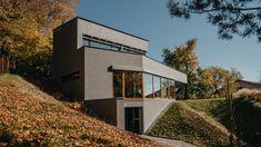 archiweb.cz  - Rodinný dům Chmelařovi, Hronov