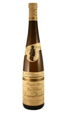 One Brilliant Bottle: Domaine Weinbach Cuvée Ste. Catherine Pinot Gris 2007