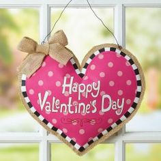 Current Valentines Day Door Decor Burlap Heart Hanging 13 wide -- See this great product. (This is an affiliate link) Valentine Day Wreaths, Valentines Day Hearts, Valentines Day Decorations, Holiday Wreaths, Holiday Crafts, Valentine Ideas, Burlap Crafts, Wreath Crafts, Diy Wreath