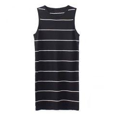 Skipper Sleeveless Tube Dress ($18) ❤ liked on Polyvore featuring dresses, no sleeve dress, tube dress and sleeveless dress