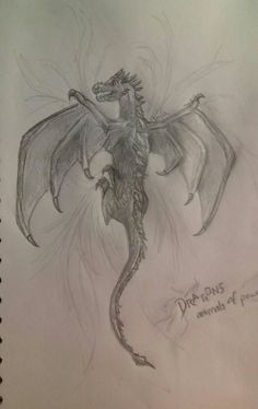 Dragon drawing from me My Arts, Dragon, Drawings, Dragons, Sketches, Drawing, Portrait, Draw, Grimm