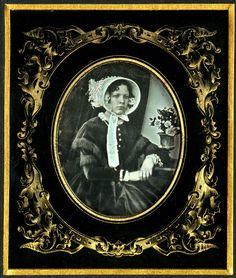 Портрет неизвестной. 1840-1850-е гг.