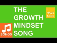 Teach Your Child to Read - Most Popular Teaching Resources: The Growth Mindset Song (I HAVE A GO) - Music Vide. - Give Your Child a Head Start, and.Pave the Way for a Bright, Successful Future. Growth Mindset Videos, Growth Mindset Activities, Social Emotional Learning, Social Skills, Habits Of Mind, Visible Learning, Fixed Mindset, Whole Brain Teaching, Leader In Me