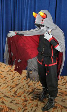 The Sufferer cosplay HOMESTUCK