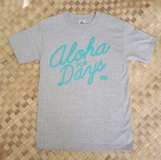 feb07b98daca7 50th State of Mind Aloha for Days Mens T-Shirt