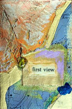 """First View"" Mary Nassar"