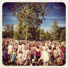 Swedish midsummer! - @rolflindstrom- #webstagram