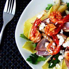 Moroccan Shrimp Salad