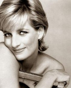 Princess Diana of Wales. So graceful.