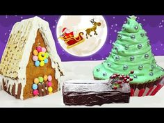 DIY Holiday Treats | Quick and Easy Christmas Recipes for Kids - YouTube   #HooplaKidz #HooplaKidzRecipes #ChristmasRecipes
