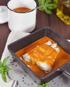 Receta tradicional: bacalao ajoarriero - Deliciosas recetas de cocina con foto: arroz, legumbres, carnes, postres...