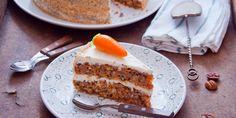 Συνταγή για κέικ καρότου με αέρινη κρέμα τυριού   GASTRONOMIE   iefimerida.gr Tiramisu, Carrots, French Toast, Cheesecake, Cooking, Breakfast, Ethnic Recipes, Desserts, Food