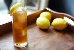 Border Melon Iced Tea with Jeremiah Weed® Original Sweet Tea Flavored Vodka