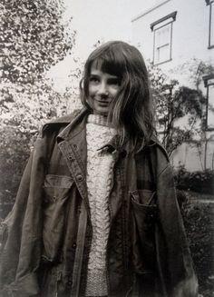 A young Kate Bush via Idea Books