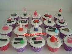 Cupcakes Maquiagem