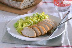 Pechugas de pollo jugosas al horno. Receta de cocina fácil, sencilla y deliciosa