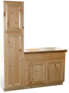 Amish Made 48 Hickory Vanity Custom Rustic American Made Vanities Rustic Bathrooms And