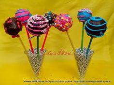 .COCINA CHILENA: POP CAKES
