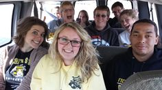 Pals - peer mentor Institute at Fort hays. Left at 5:50am, home at 9:15pm