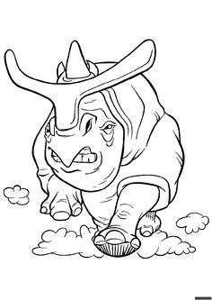 Торт носорог как готовить