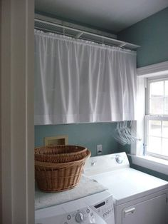 22 Insanely Brilliant Ways A Tension Rod Can Improve Your Home. - http://www.lifebuzz.com/tension-rods/