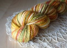 Hand Dyed Yarn from phydeaux designs