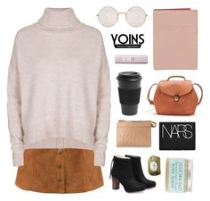 """yoins 8"" by ruthaudreyk ❤ liked on Polyvore featuring Topshop, 3.1 Phillip Lim, Illesteva, Homage, NARS Cosmetics, Lodis, Fresh, yoins, yoinscollection and loveyoins"