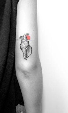 Modern Art Tattoos von Kaiyu Huang mit einem Klecks Farbe | KlonBlog