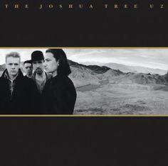 U2's Joshua Tree-legit. Who doesn't love U2?!