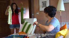 A1 - Vocabulario de la ropa: ¿Qué meto en la maleta? - Subtitulado [Nuevo español en marcha 1, de SGEL - Unidad 9]