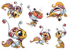 Mr. Dinkles from Ratchet & Clank: All 4 One