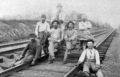 Rail Road Crew