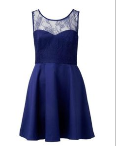 Dark blue dress to wear to a wedding dress
