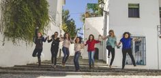 Despedida de soltera de Sevilla a Granada » Orijen Fotografia