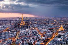 Tour Montparnasse Parijs, Frankrijk