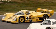RSC Photo Gallery - Nürburgring 1000 Kilometres 1988 - Porsche 962 no.4 - Racing Sports Cars