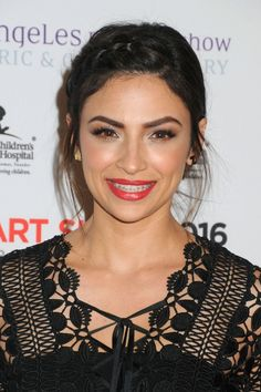 Floriana Lima attends the LA Art Show and Los Angeles Fine Art Show's 2016 opening night http://celebs-life.com/floriana-lima-attends-la-art-show-los-angeles-fine-art-shows-2016-opening-night/  #florianalima