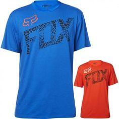 newest b122a 38235 DP - Fox Racing Grav Fill Mens Short Sleeve T-Shirts